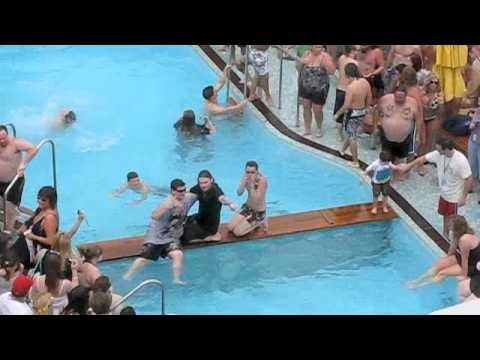 VH1 Best Cruise Ever Shinedown Cannonball