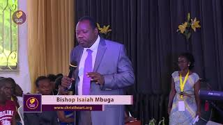 The Ministry of the Holy Spirit | Bishop Isaiah Mbuga | Christ's Heart Ministries International