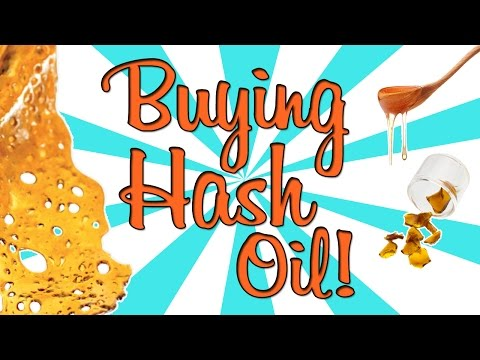 BUYING RECREATIONAL HASH OIL??