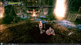Blades of Time PC/HD Gameplay Max Settings on 9800GTX+