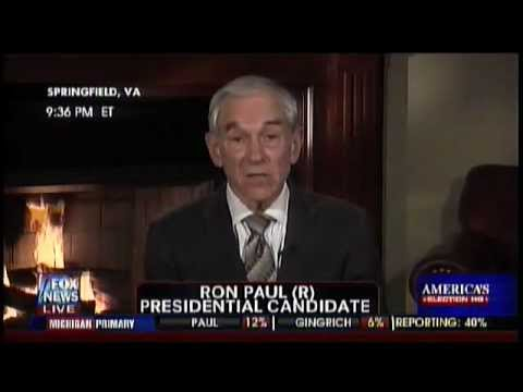 Ron Paul on FOX News 02/28/12