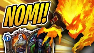 CONTINUED ABSOLUTE DESTRUCTION WITH CHEF NOMI! | Nomeme Nomi Priest | Rise of Shadows | Hearthstone