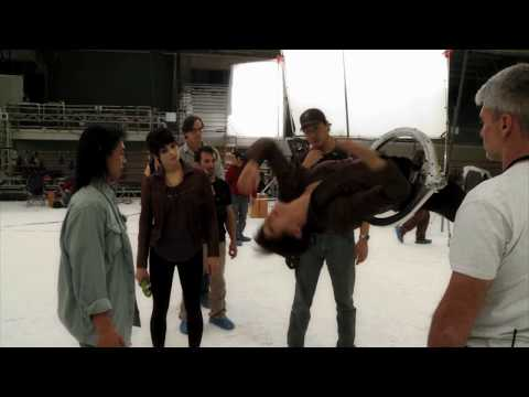 Twilight Saga Breaking Dawn Part 2 Stunt Work