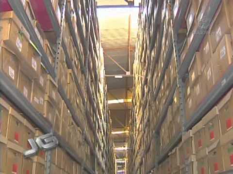 Os bons negócios das empresas especializadas em arquivar documentos
