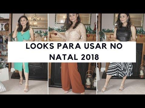 O QUE USAR NO NATAL 2018? 3 LOOKS FÁCEIS DE USAR