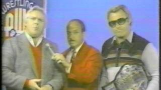 "Nick Bockwinkel Promo: ""Exit Stage Left"""