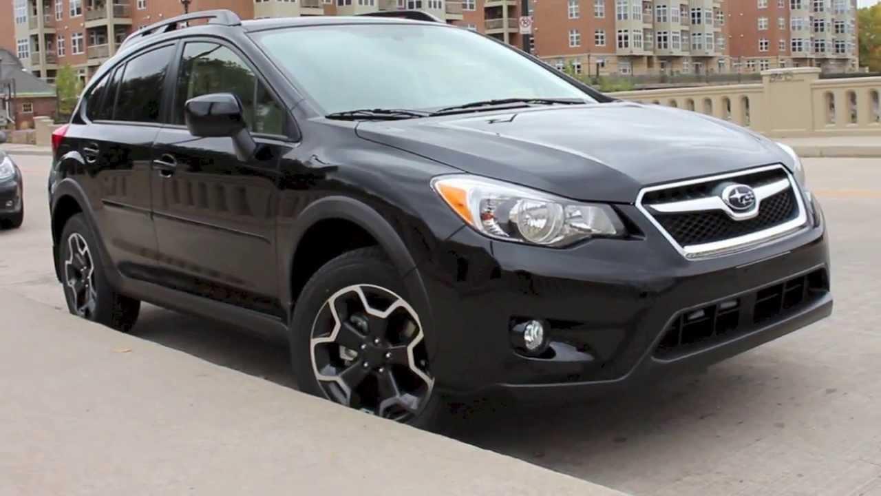 Subaru Premium 2014 >> Driven: 2014 Subaru XV Crosstrek Premium - YouTube