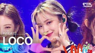 Download lagu ITZY(있지) - LOCO @인기가요 inkigayo 20211010