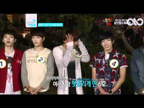 [VOSTFR] Infinite Ranking King EP2 [3-3]