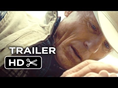 Frontera Official Trailer #1 (2014) - Ed Harris. Eva Longoria Movie HD