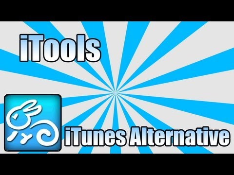 iTools - overall management of your iDevice (Amazing Alternative For iTunes)
