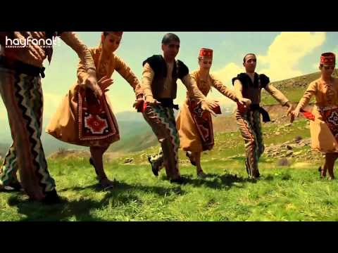 Armenian folk songs video