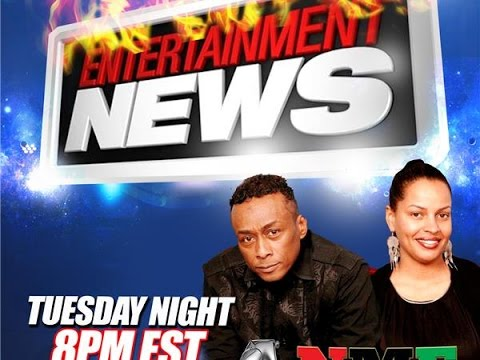 Professor Griff & ZaZa Ali Presents NMEMINDZ: Entertainment News 101