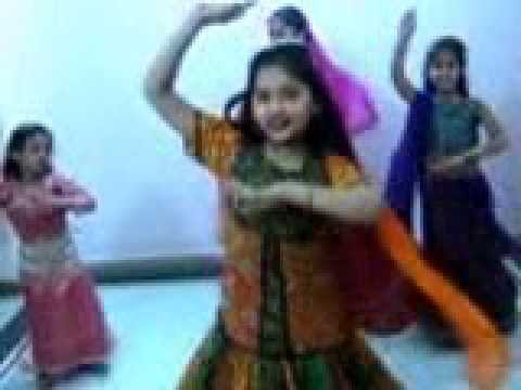 Kala Vatika Dance Studio Students On Dheem Ta Dare Dani video