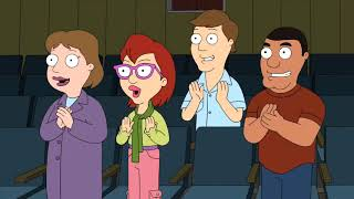 American Dad Funny Moment   Stan refuses to love Roger