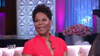 Actress Angela Robinson Talks About The Time Billy Porter Coached Her To Walk Like Him!