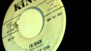 I'm shakin' - little willie john - king 1960