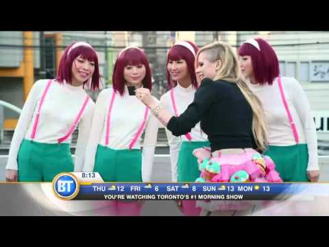 Entertainment City: Avril Lavigne's 'Hello Kitty' drama