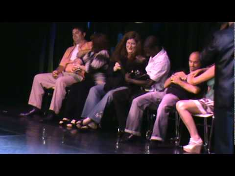 Men Giving Birth - Funny Hypnosis Comedy with Hypnotist Fernandez on Caribbean Princess