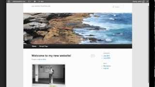 Build a Photography Website in 5 Minutes