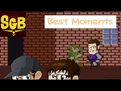 SGB Best Moments: Zelda II: The Adventure of Bort #1