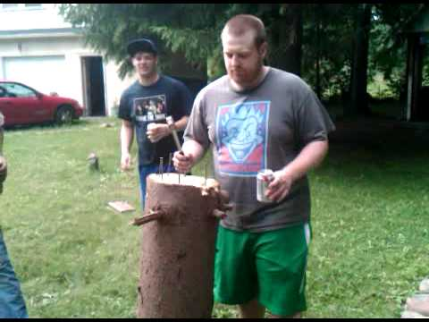 Stump, the drinking game.