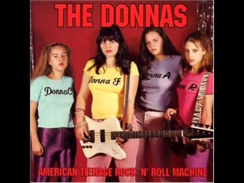 Donnas - Leather On Leather