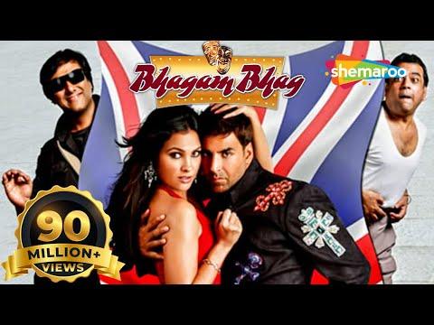 Bhagam Bhag [2006] Hindi Comedy Full Movie - Akshay Kumar - Govinda - Lara Dutta - Paresh Rawal thumbnail