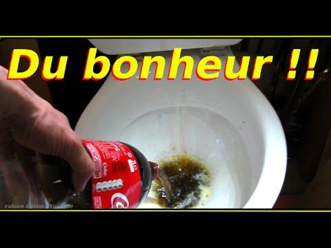 Remi Gaillard nouveauté 2014 Coca Cola expérience - détartrant, dégraissant,anti-rouille etc...