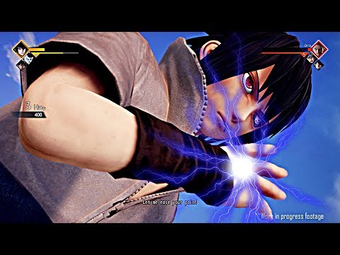 JUMP FORCE Reveal Trailer (DRAGON BALL NARUTO CROSSOVER) E3 2018