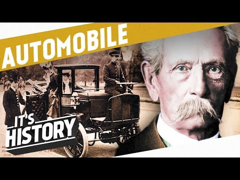 The Invention Of The Car I IT'S HISTORY