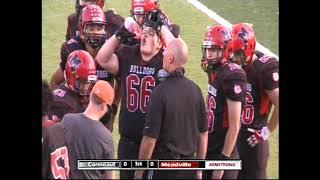 Conneaut vs Meadville-High School Football