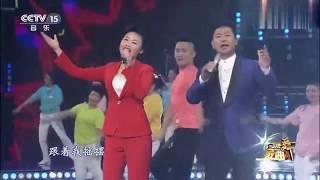 广场舞:凤凰传奇的这首《幸福舞步》太适合过年跳了,红红火火!