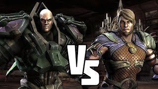 INJUSTICE: BALD VS HAIR The Battle of the AGES!