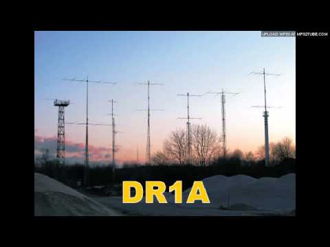 DR1A on 40 meter CW