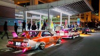 Bosozoku & Anime Cars: Just Another Night at Daikoku