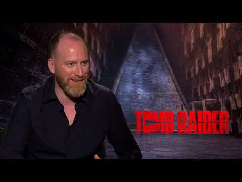 Tomb Raider (2018) Interview With Director Roar Uthaug