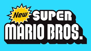 Desert Overworld - New Super Mario Bros.