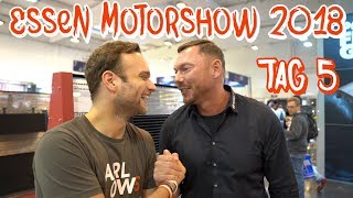 Essen Motorshow 2018 Tag 5 | Wagner Tuning | Philipp Kaess