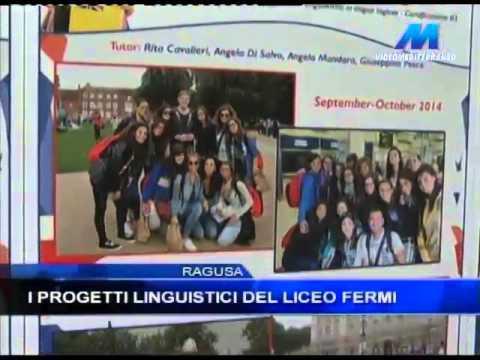 Pon Lingue 2014 Video Mediterraneo