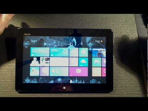 Asus VivoTab Smart ME400C Review - Windows 8 tablet