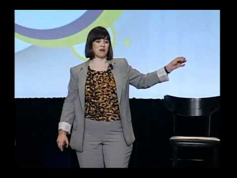 Millward Brown Global CEO, Eileen Campbell at 2010 MRIA Conference, Part 2