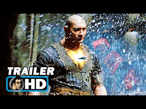 The Man With The Iron Fists - Official Trailer (HD)