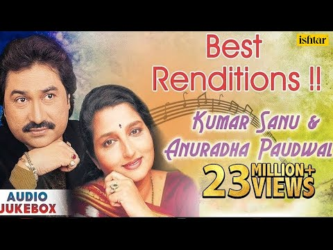 Kumar Sanu & Anuradha Paudwal - Best Hindi Songs | Audio Jukebox...