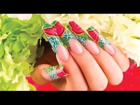 Laura Vargas / Promaster Organic® Nails. Inspiración para festejos