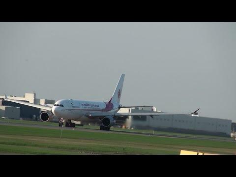 Air Algerie A330-202 (7T-VJX) Takeoff 24L CYUL Montreal