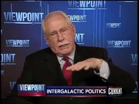 Former Sen. Mike Gravel Speaks out about Citzen Hearing on UFO Disclosure