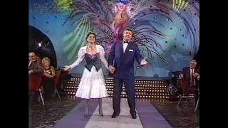 Karl Moik & Dagmar Frederic - Silvester-Medley - 1990