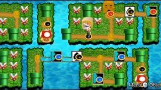 New Super Mario All Stars HD: Super Mario Bros 3 REMAKE 100% WORLD 7 Part 1