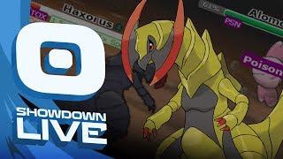"""LEARNING UU WITH WOLFE AND EMVEE"" Pokemon Sun & Moon! UU Showdown Live w/PokeaimMD, Emvee & Wolfe!"